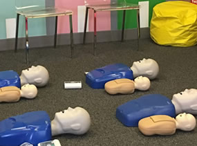 Beverly Hills Pediatrics: CPR Classes